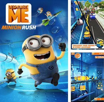 In addition to the game Hero Revolt for iPhone, iPad or iPod, you can also download Despicable Me: Minion Rush for free.