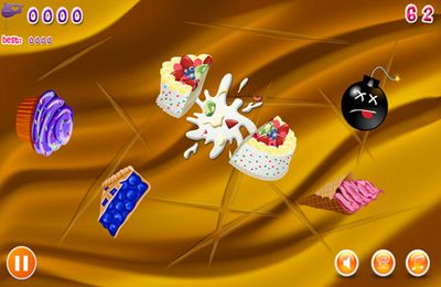 Download Dessert Ninja iPhone free game.