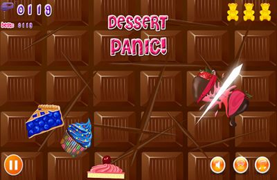 Descarga gratuita de Dessert Ninja para iPhone, iPad y iPod.