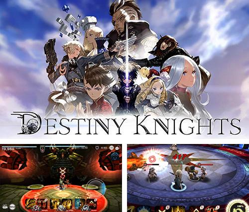 In addition to the game Motordrive city for iPhone, iPad or iPod, you can also download Destiny knights for free.