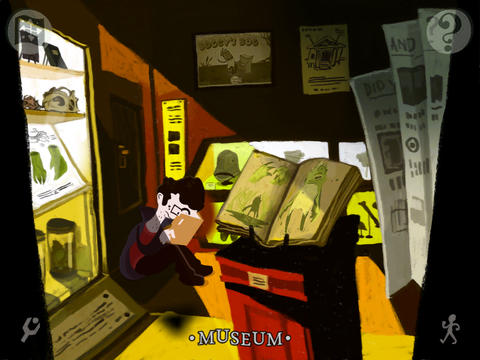 Screenshots of the Detective Grimoire game for iPhone, iPad or iPod.