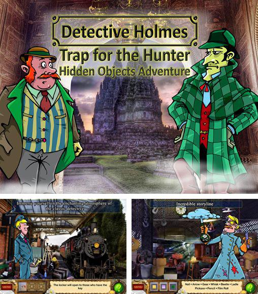 In addition to the game Rolling Eggs! for iPhone, iPad or iPod, you can also download Detective Holmes: Trap for the hunter - hidden objects adventure for free.