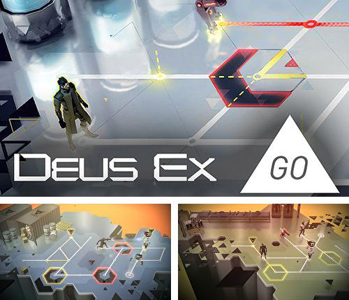 In addition to the game Ghost Racer for iPhone, iPad or iPod, you can also download Deus ex: Go for free.