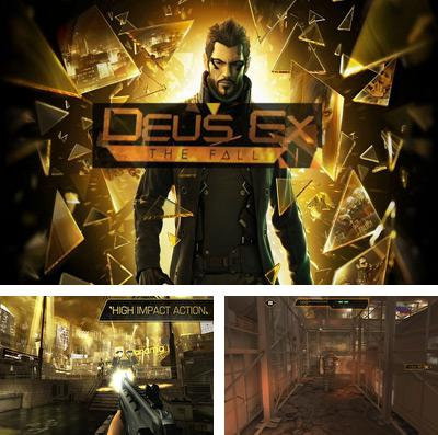 In addition to the game Legacy of discord: Furious wings for iPhone, iPad or iPod, you can also download Deus Ex: The Fall for free.