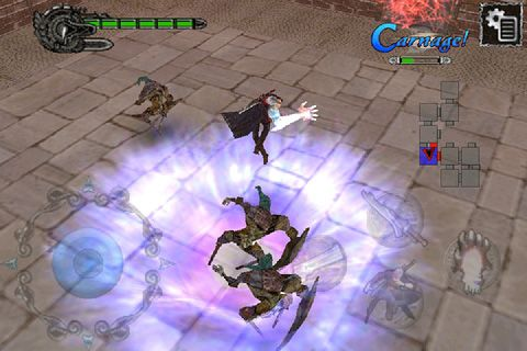 Kostenloses iPhone-Game Devil May Cry 4 herunterladen.