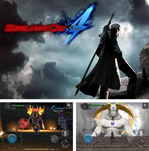 In addition to the game Pinball planet for iPhone, iPad or iPod, you can also download Devil may cry 4 for free.