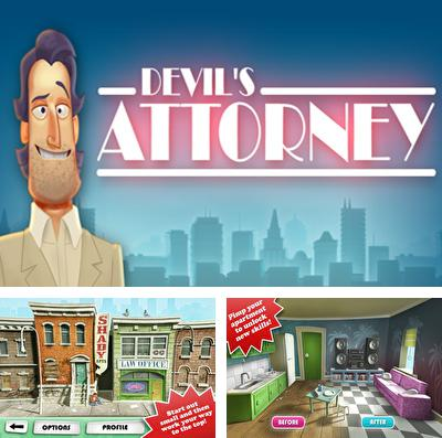 In addition to the game Construction truck: Simulator for iPhone, iPad or iPod, you can also download Devil's Attorney for free.