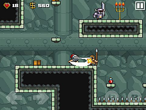 Download Devious dungeon iPhone free game.