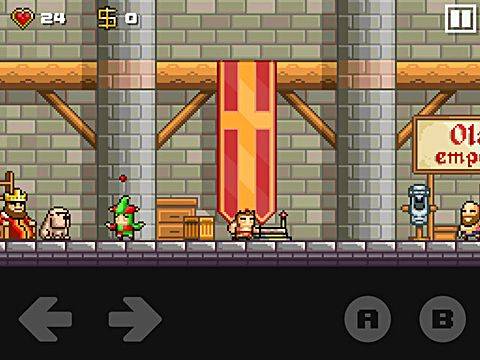 Capturas de pantalla del juego Devious dungeon para iPhone, iPad o iPod.