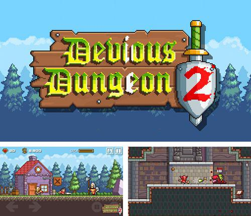 In addition to the game Inotia 4: Assassin of Berkel for iPhone, iPad or iPod, you can also download Devious dungeon 2 for free.