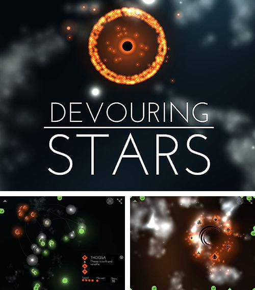 In addition to the game FreeZom: Flying adventure of zombie for iPhone, iPad or iPod, you can also download Devouring stars for free.