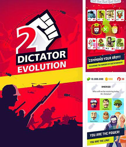 In addition to the game DMBX 2 - Mountain Bike and BMX for iPhone, iPad or iPod, you can also download Dictator 2: Evolution for free.