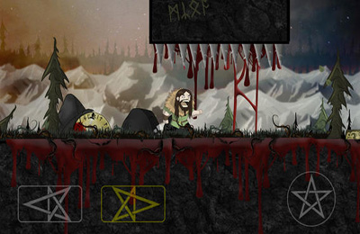 Screenshots of the Die For Metal game for iPhone, iPad or iPod.
