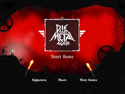Download Die for metal again iPhone free game.