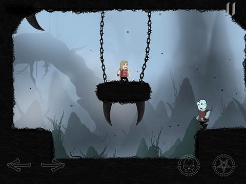 Screenshots of the Die for metal again game for iPhone, iPad or iPod.