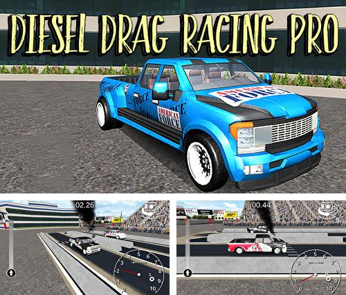 In addition to the game Jump O'Clock for iPhone, iPad or iPod, you can also download Diesel drag racing pro for free.