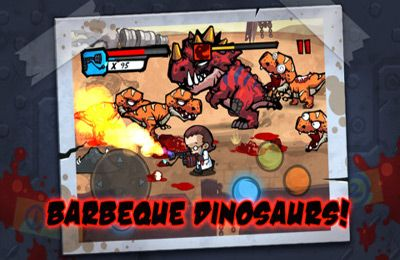 Baixe DinoCap 3 Survivors gratuitamente para iPhone, iPad e iPod.