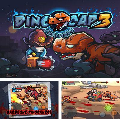 In addition to the game The lost fountain for iPhone, iPad or iPod, you can also download DinoCap 3 Survivors for free.