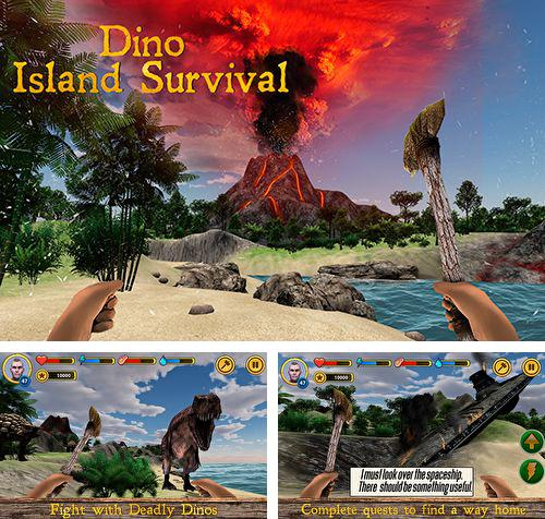 In addition to the game Catapult King for iPhone, iPad or iPod, you can also download Dinosaur island survival for free.