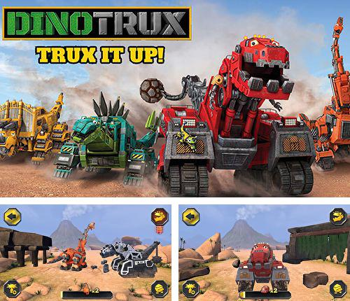 In addition to the game Drift Mania: Street Outlaws for iPhone, iPad or iPod, you can also download Dinotrux: Trux it up for free.