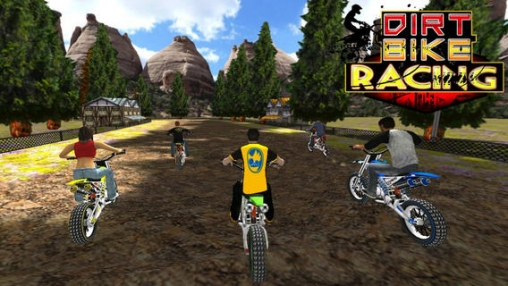 Free Dirt Bike Racing download for iPhone, iPad and iPod.