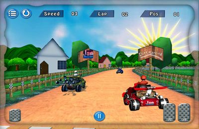 Descarga gratuita de Sunny Hillride para iPhone, iPad y iPod.