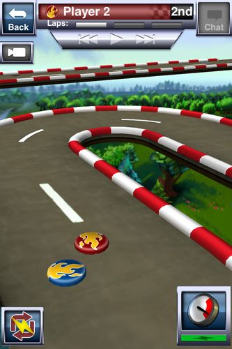 Descarga gratuita de Disc drivin' para iPhone, iPad y iPod.