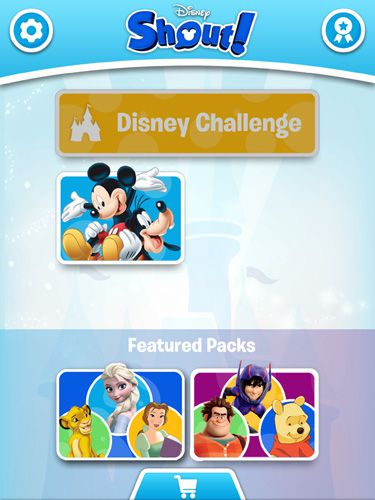 Descarga gratuita de Disney: Shout! para iPhone, iPad y iPod.