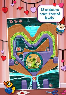Descarga gratuita de Disney Where's My Valentine? para iPhone, iPad y iPod.
