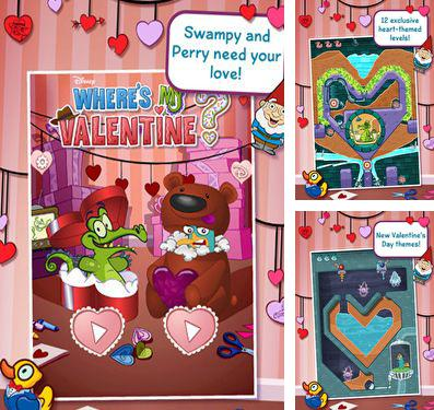 In addition to the game Construction truck: Simulator for iPhone, iPad or iPod, you can also download Disney Where's My Valentine? for free.