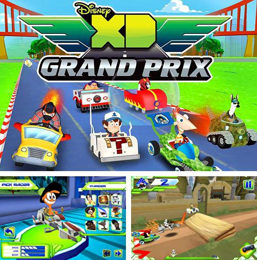 In addition to the game Valerian: City of Alpha for iPhone, iPad or iPod, you can also download Disney: XD Grand prix for free.