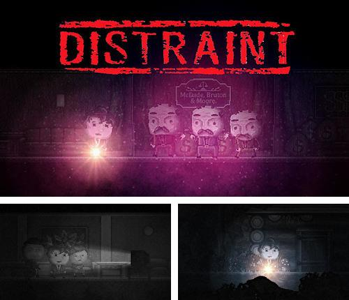 In addition to the game Motorcycle driving school for iPhone, iPad or iPod, you can also download Distraint: Pocket pixel horror for free.