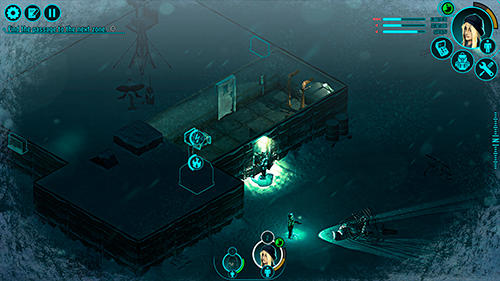 Screenshots of the Distrust game for iPhone, iPad or iPod.