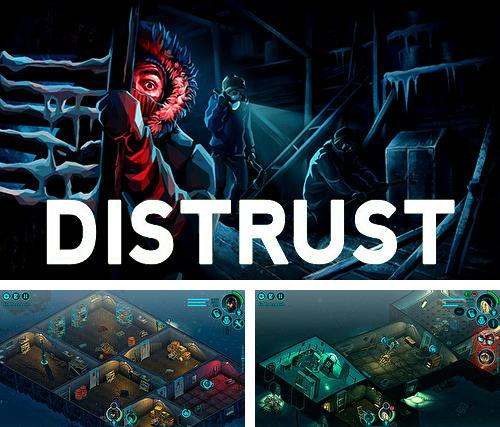 In addition to the game Dreams of Spirit: Fire Gate for iPhone, iPad or iPod, you can also download Distrust for free.