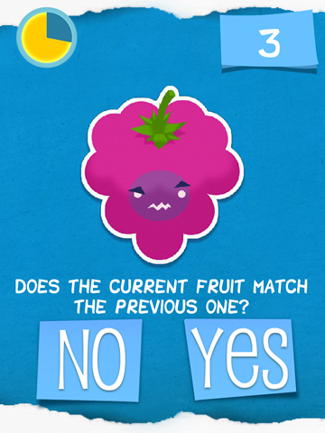 Capturas de pantalla del juego Dizzy fruit? para iPhone, iPad o iPod.