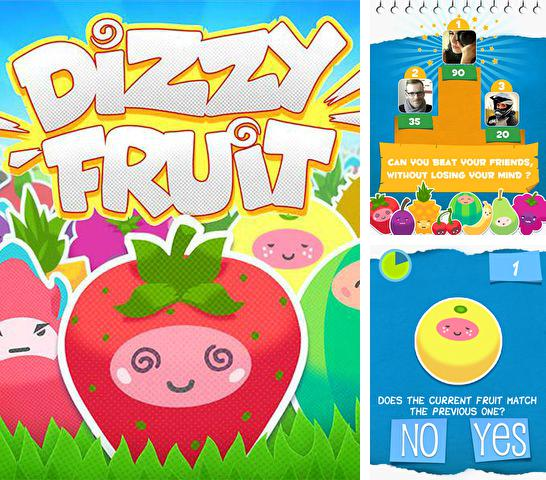 In addition to the game League Runners - Live Multiplayer Racing for iPhone, iPad or iPod, you can also download Dizzy fruit? for free.