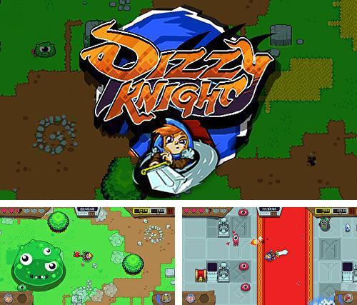 In addition to the game My cafe: Recipes and stories for iPhone, iPad or iPod, you can also download Dizzy knight for free.