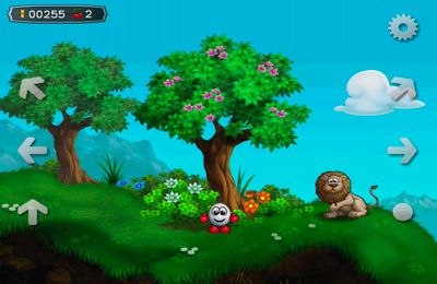 Écrans du jeu Dizzy - Prince of the Yolkfolk pour iPhone, iPad ou iPod.