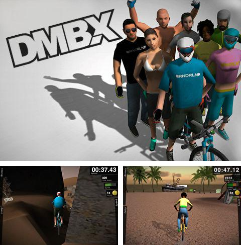 Download DMBX iPhone free game.