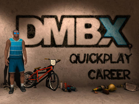 Download DMBX 2.5 - Mountain Bike and BMX iPhone free game.