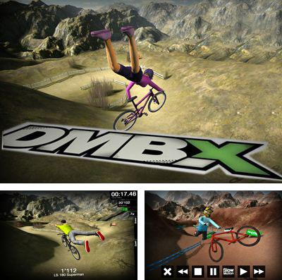 In addition to the game Doodle creatures for iPhone, iPad or iPod, you can also download DMBX 2 - Mountain Bike and BMX for free.