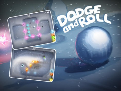 Descarga gratuita de Dodge & Roll para iPhone, iPad y iPod.