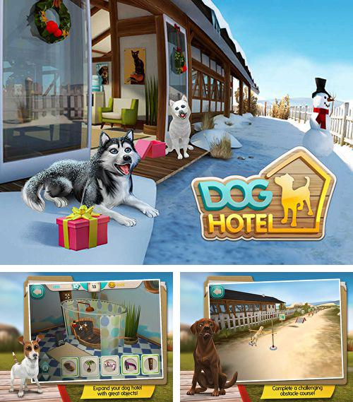 In addition to the game Sky patrol for iPhone, iPad or iPod, you can also download Dog hotel for free.