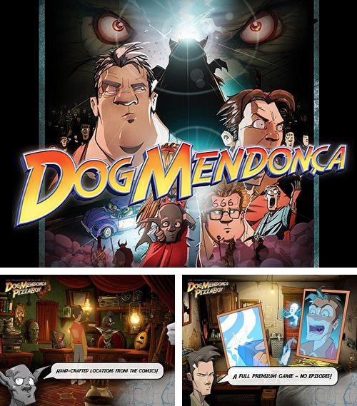 In addition to the game Smart truck - cargo delivery for iPhone, iPad or iPod, you can also download Dog Mendonca for free.