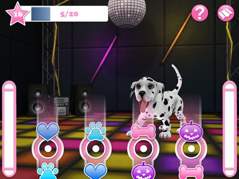 Download Dog world 3D: My dalmatian iPhone free game.