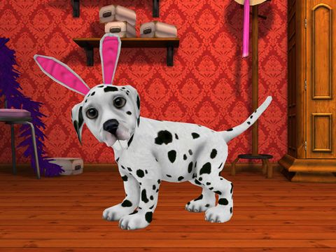 Free Dog world 3D: My dalmatian download for iPhone, iPad and iPod.