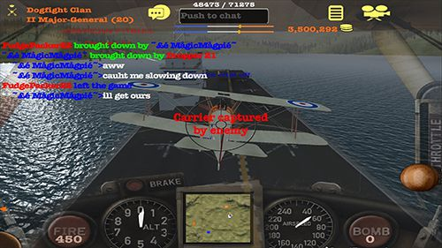 Free Dogfight elite download for iPhone, iPad and iPod.