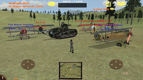 Screenshots of the Dogfight elite game for iPhone, iPad or iPod.