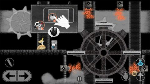 Capturas de pantalla del juego Dokuro para iPhone, iPad o iPod.
