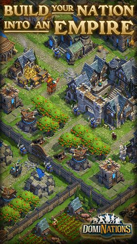 Download DomiNations iPhone free game.